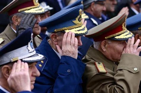Cuantumul Pensiilor Militare De Stat Se Indexează