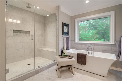 bathroom remodel northern va custom bathroom remodeling design build companies northern