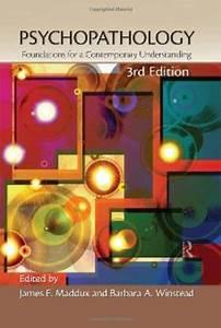 Psychopathology 3rd Edition