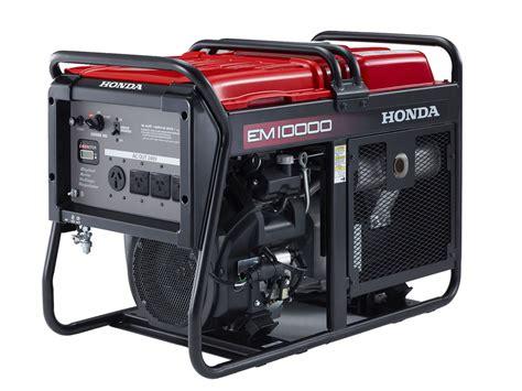 Honda Em10000 Petrol Generator