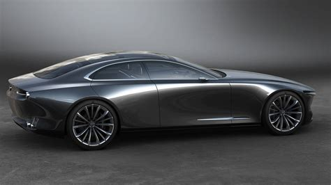 mazda coupe mazda vision coupe concept takes kodo soul of motion