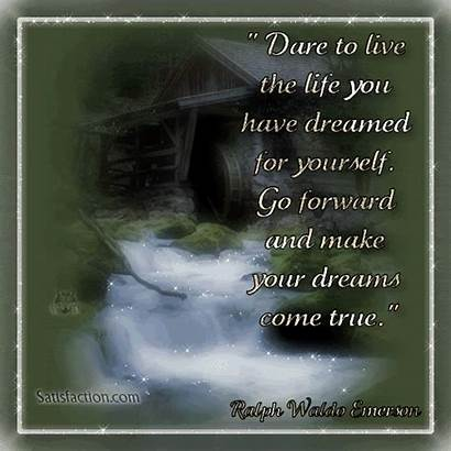 Quotes Dare Dreams Birthday Inspirational Graphics Forward