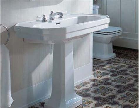 Duravit Caro Pedestal Sink by Special Offer Johngoslett Co Uk