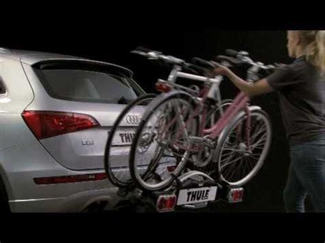 Thule 920 Euroway G2 Fahrradträger Kupplung 2er Test