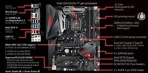 Asus Maximus Ix Hero Diagram