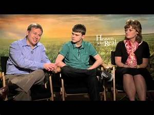 CBN Chats with Burpo Family from 'Heaven Is For Real ...