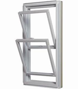 Largeur Fenetre Double Battant : fen tres en aluminium guillotine double brillmat ~ Edinachiropracticcenter.com Idées de Décoration
