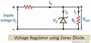 What Is A Voltage Regulator  Definition  Types And Working