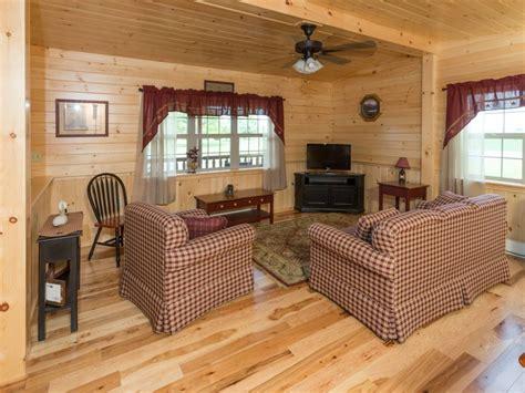 stylish log cabin interiors view  designs ideas