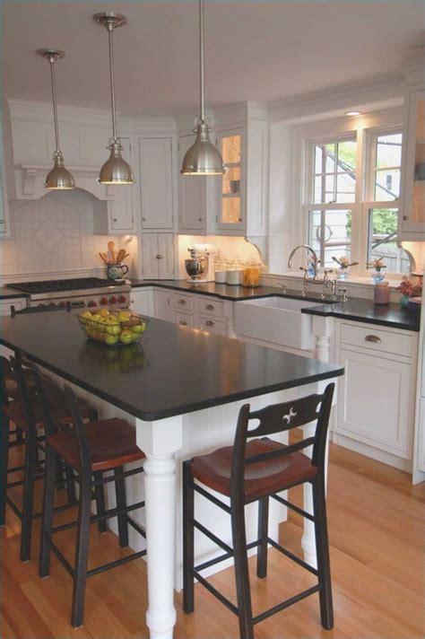 amazing narrow kitchen island  seating ideas