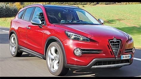 Alfa Romeo Suv 2017 New Cars Online Review Youtube