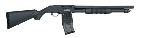 Mossberg Blog | Mossberg® Launches Mag-Fed 590® Pump ...