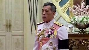 Thailand's Crown Prince Vajiralongkorn Becomes King Rama X ...