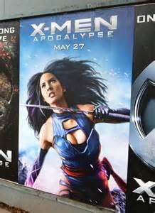 Psylocke X-Men Apocalypse