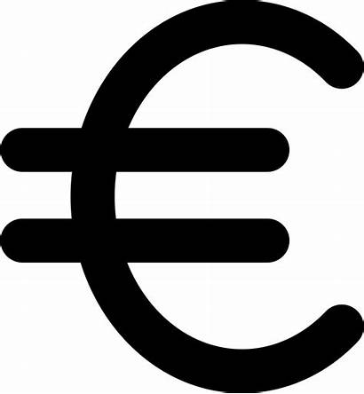 Euro Symbol Icon Currency Svg Onlinewebfonts