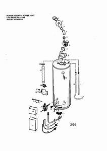 Kenmore 153335816 Gas Water Heater Parts