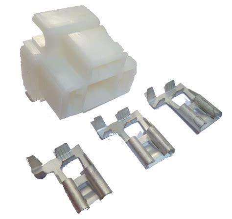 Halogen H4 Car Headlamp Bulb Holder Connector Alt Cgo171282