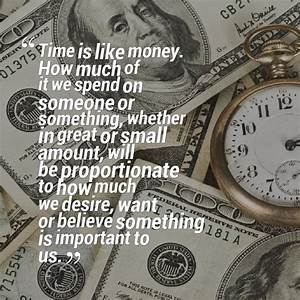 Time Is Money Quotes  Quotesgram