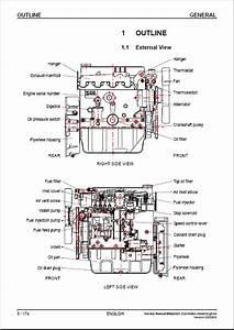 Mitsubishi 4d35 Engine Manual Circuit Diagram