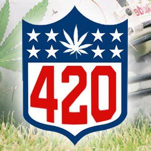 nfl logos smoking weed