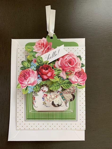 pin  carole fleck  cards   anna griffin cards