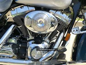 2001 Harley Davidson Road King Flhrci 1  450cc Twin Cam Engine