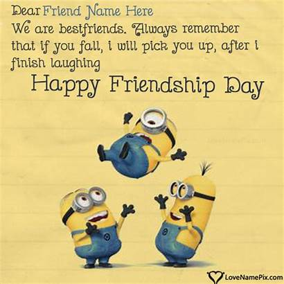 Quotes Friendship Funny Friend Write