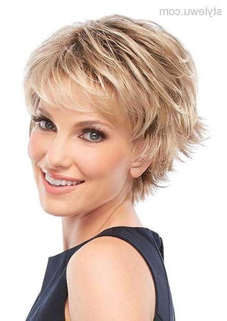 2020 Latest Short Hair Style for Women Over 50