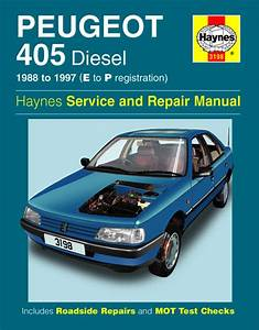Peugeot 405 Diesel 1988
