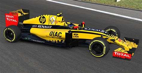 Renault R30 by 2010 F1 Renault R30 By Mike Owen Trading Paints