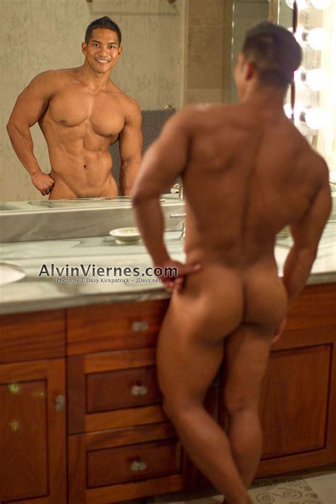 Asian Muscle Fans Alvin Viernes