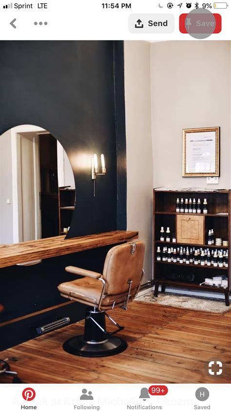 pin  harlow timbers  suite hair salon decor hair