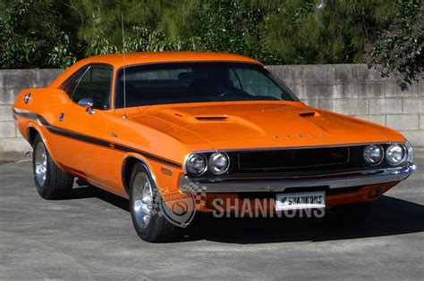 Dodge Challenger R/t 440 Coupe Replica (lhd