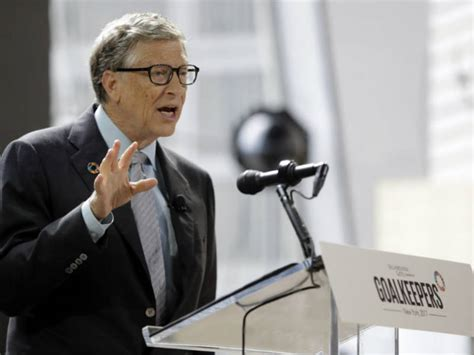 bill gates  give speech  education conference