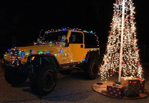 christmas jeep decorations 10 best christmas jeeps images on pinterest jeep jeep