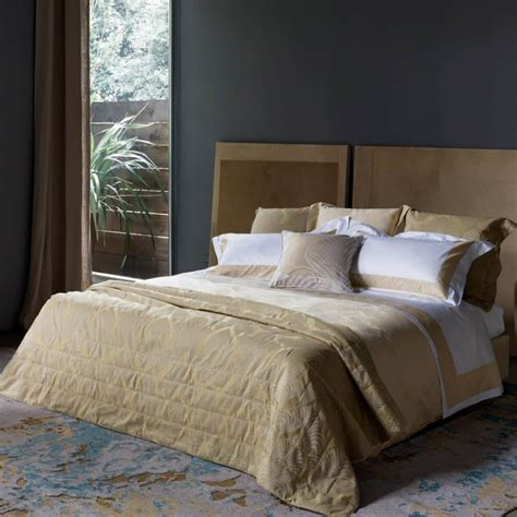 sleep like royalty in these exquisite bed linens from frette