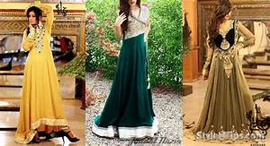 Fancy Dresses Collection 2017 For Girls In Pakistan