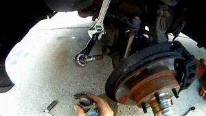 Ford Ranger Tierod Replacement How To