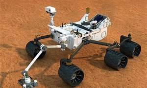 Mars Curiosity robot: Fetch, rover   Observer editorial ...