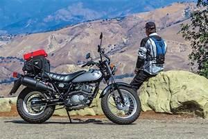 Suzuki Vanvan 125 : man on a vanvan without a plan rider magazine ~ Medecine-chirurgie-esthetiques.com Avis de Voitures