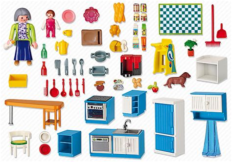 cuisine playmobil 5329 playmobil 5329 cuisine achat vente univers miniature