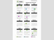 Calendario Laboral Sevilla 2018