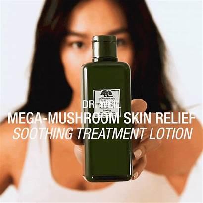 Origins Lotion Mega Mushroom Relief Andrew Weil