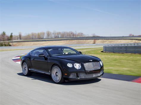 Bentley Continental Gt W12 Le Mans Edition 2014 Exotic Car