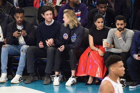 celebrities sitting courtside  nba  star game