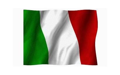 Flag Italy Waving Flags Gifs Animated Italian