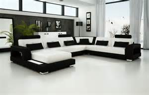 ultra modern kitchen faucets black and white leather sofa set for a modern living room