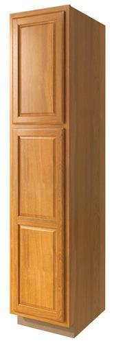 kitchen cabinet drawers value choice 24 quot huron oak standard 2 door utility 2484