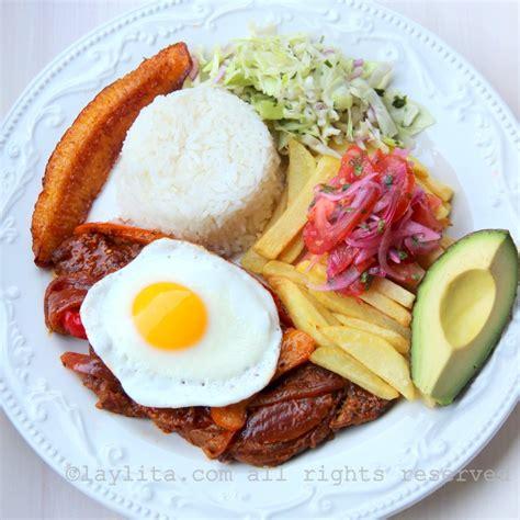 Ecuadorian Main Meals  Laylita's Recipes