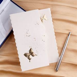 elegant wedding invitations to set the tone for your big day With fancy folded wedding invitations